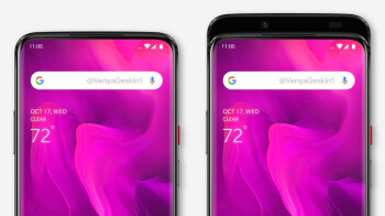 Alleged OnePlus 7 pops up in real life photo. Reveals tiny but fun detail