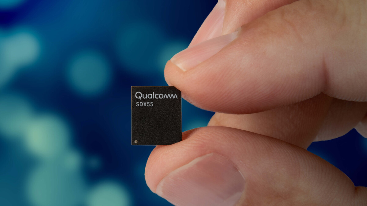 Qualcomm reveals its second generation 5G modem, the Snapdragon X55