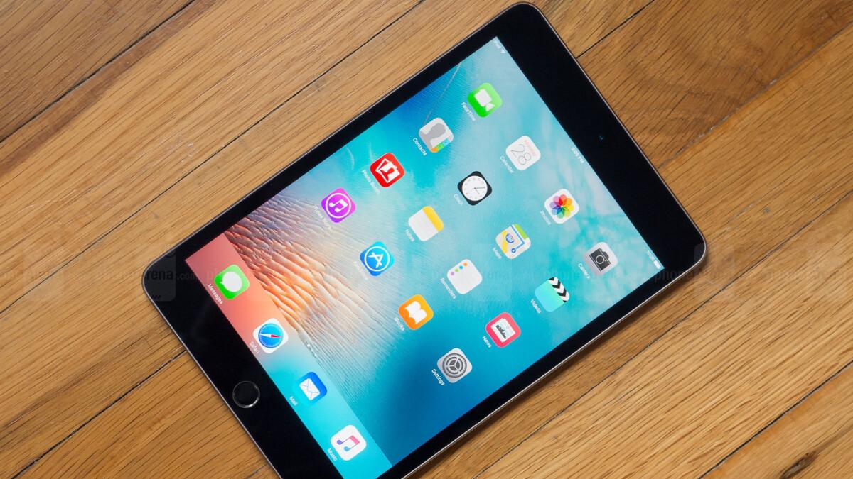 What good are leaked iPad mini 5 renders when we have the iPad mini 4?