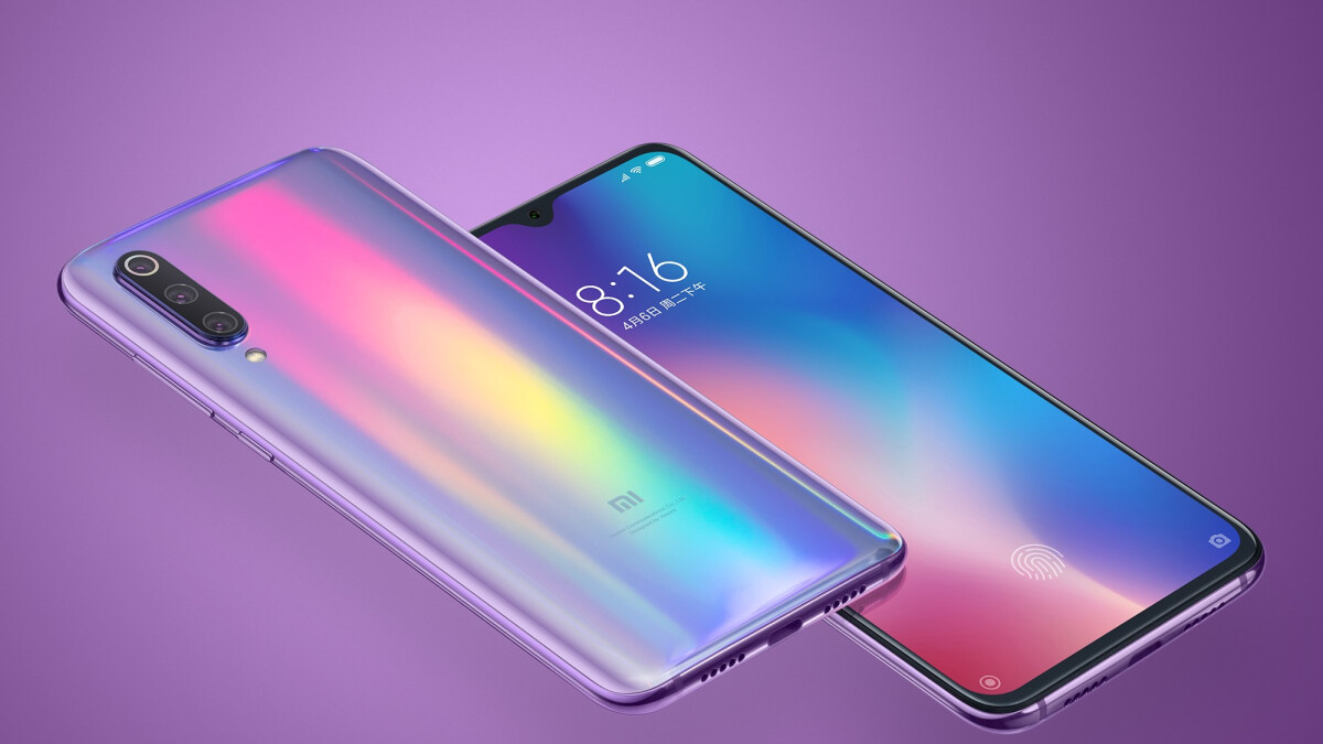 Image result for The Xiaomi Mi 9