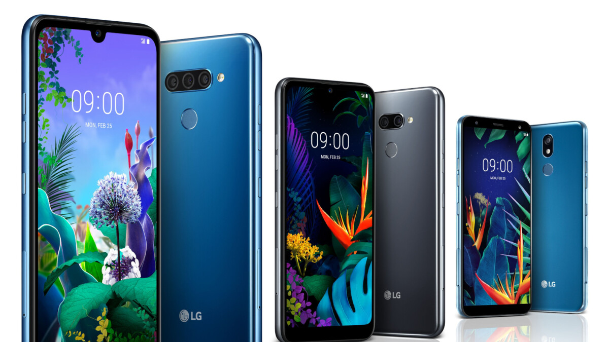 LG's trio of mid-tier smartphones, Q60, K50 and K40 revealed ahead of MWC 2019