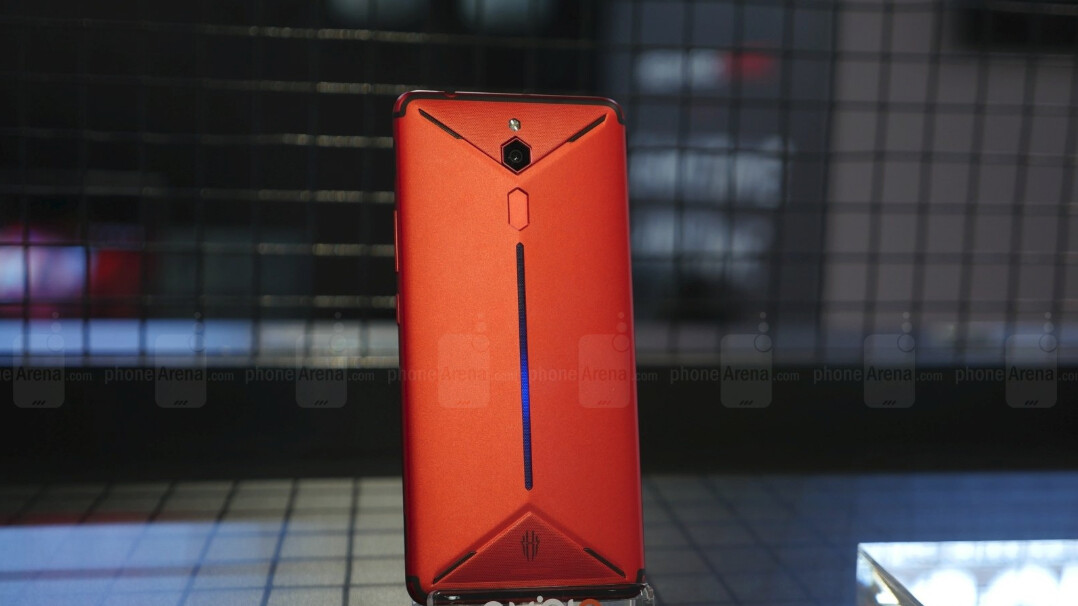 The powerful Nubia Red Magic Mars gaming smartphone goes on sale in the U.S