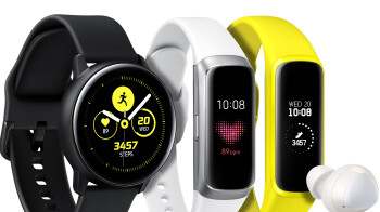 Samsung Galaxy Fit broadens the appeal of the company's wearable lineup