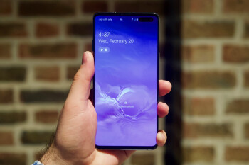 We played with Samsung's off-limits Galaxy S10 5G