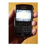 Hands on with Sprint's BlackBerry Bold 9650