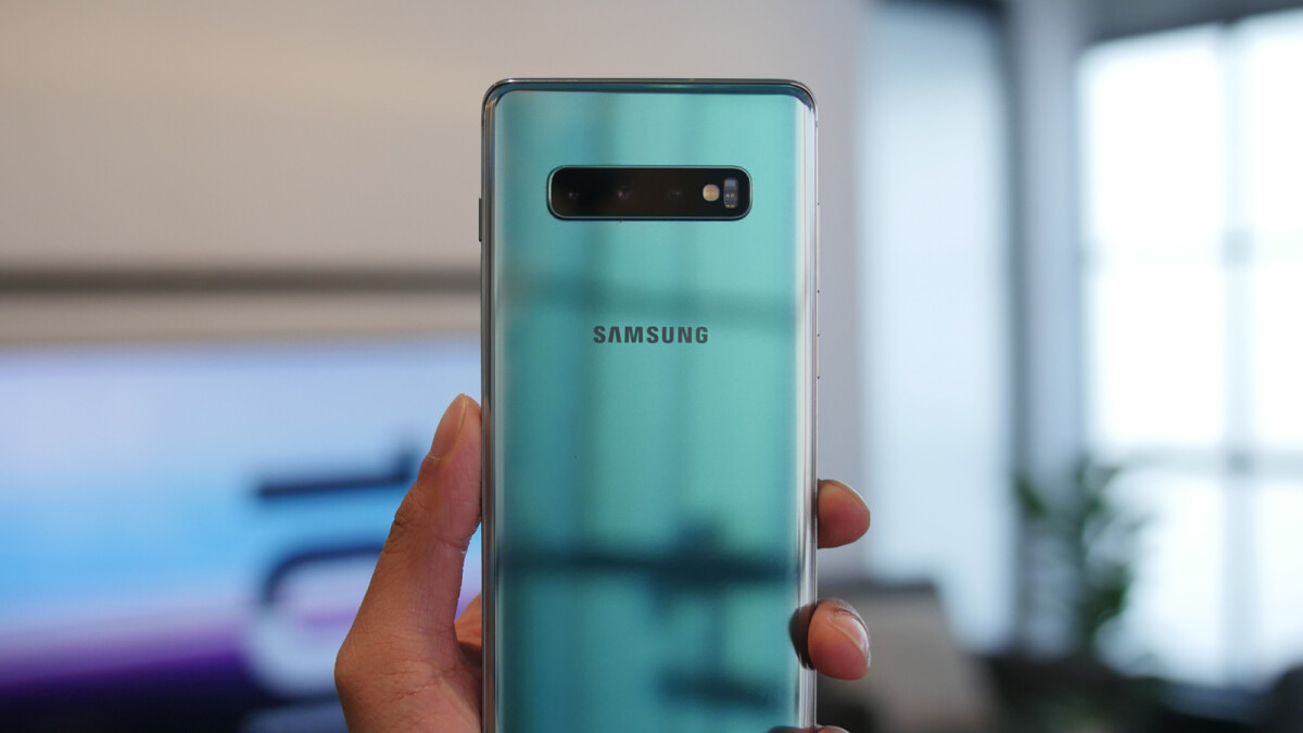 First Galaxy S10+ benchmarks suggest record-breaking performance