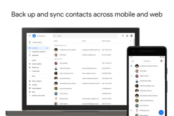 Google Contacts for Android update brings account switcher feature to the masses