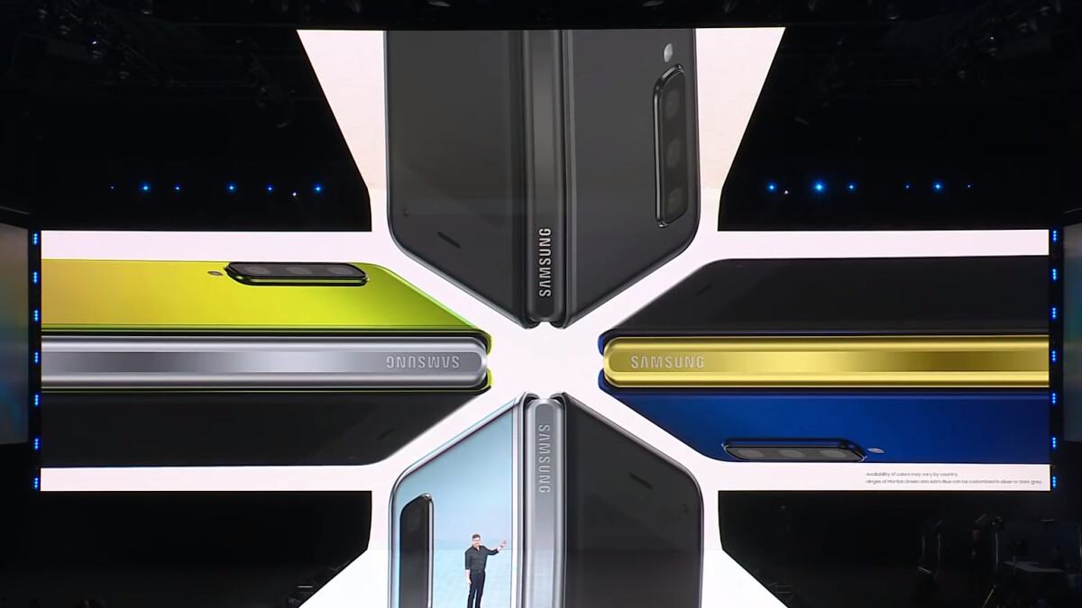 Watch our essentials-only 12-minute version of Samsung's Unpacked event here!