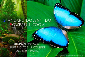 """Huawei teases """"powerful"""" feature for the P30 series"""