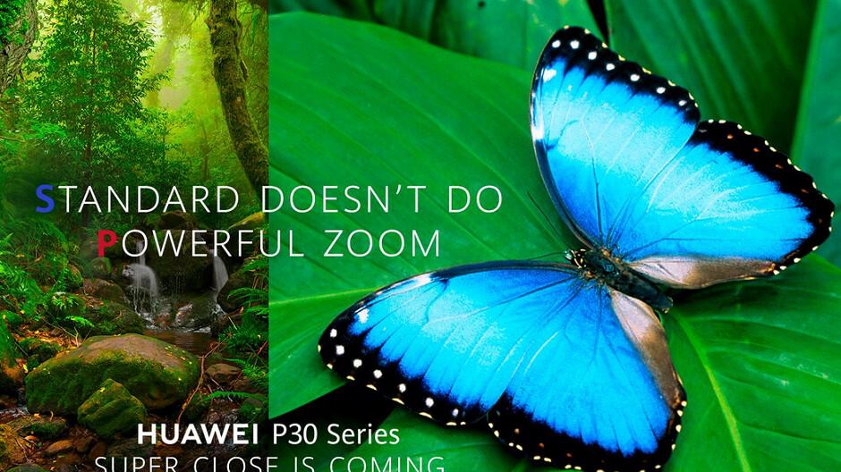 Huawei teases