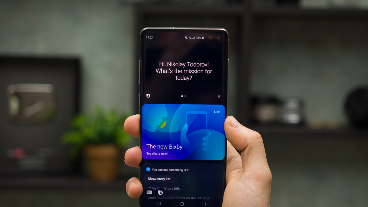 How to change or disable Bixby button on Galaxy S10, S10 Plus and S10e