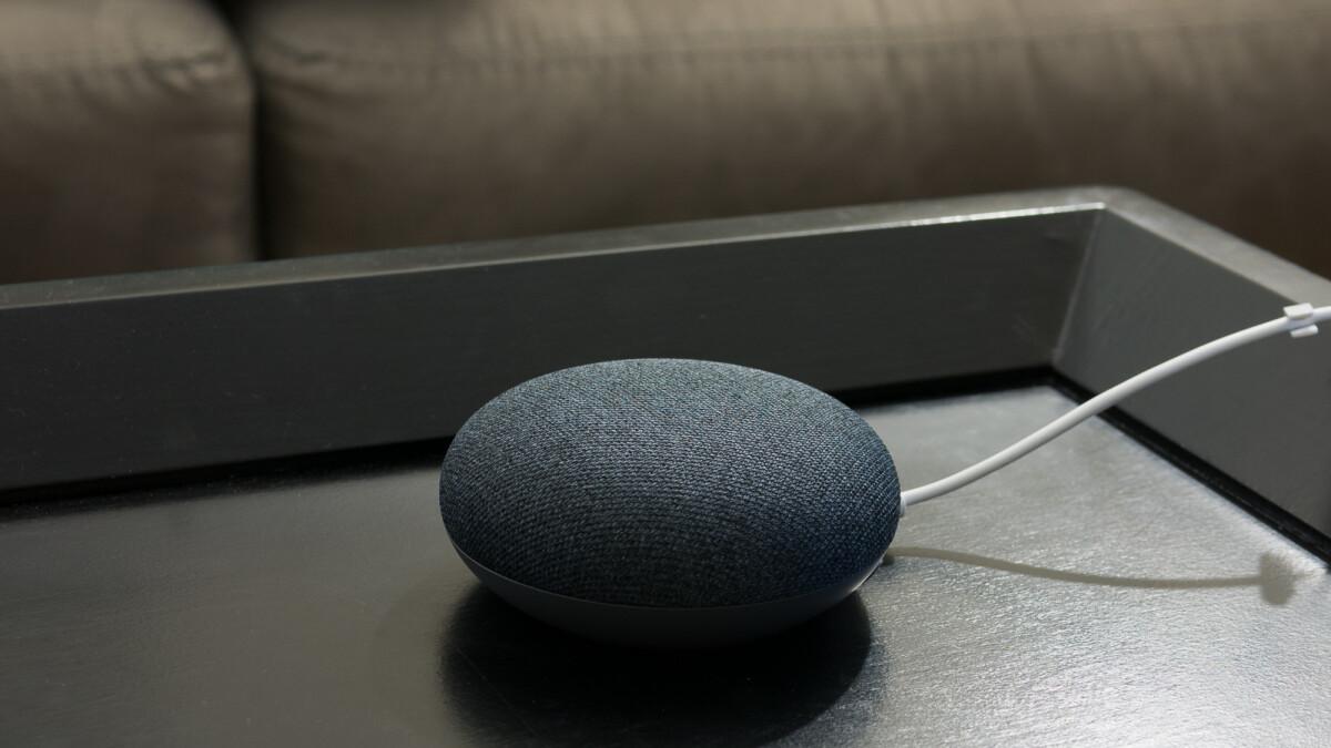Deal: Grab a Google Home Mini smart speaker 3-pack bundle for just $57