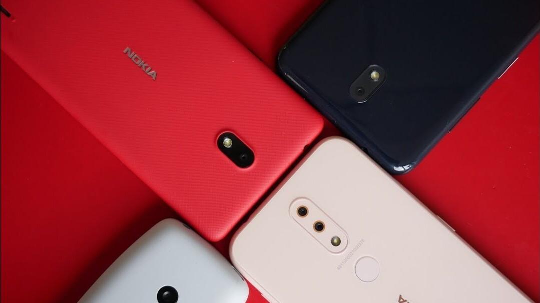 Budget Nokia smartphones galore! The new Nokia 4.2, Nokia 3.2 and Nokia 1.1 Plus are here!