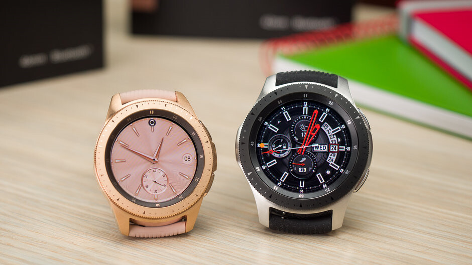 Can you name the global leader in OLED displays for smartwatches? (Hint: It's not Samsung)