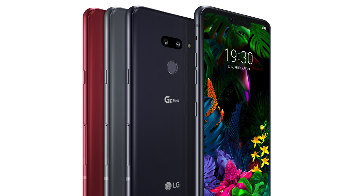 The LG G8 ThinQ is here: air gestures, palm reading, and Portrait Mode on video!