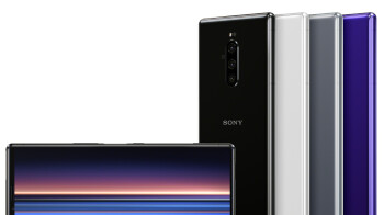 Sony announces the Xperia 1: super-tall, 4K OLED display, cinematic camera features
