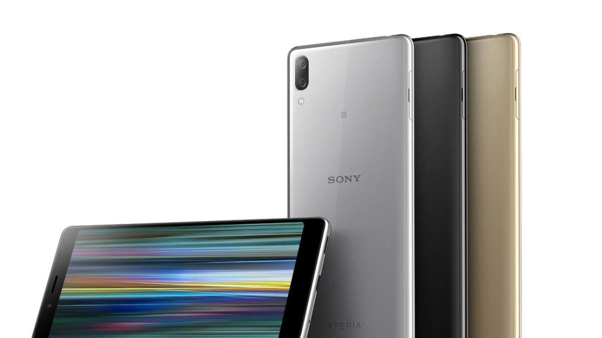 Sony's new entry-level smartphone is here! The Xperia L3 is for Sony lovers on a budget