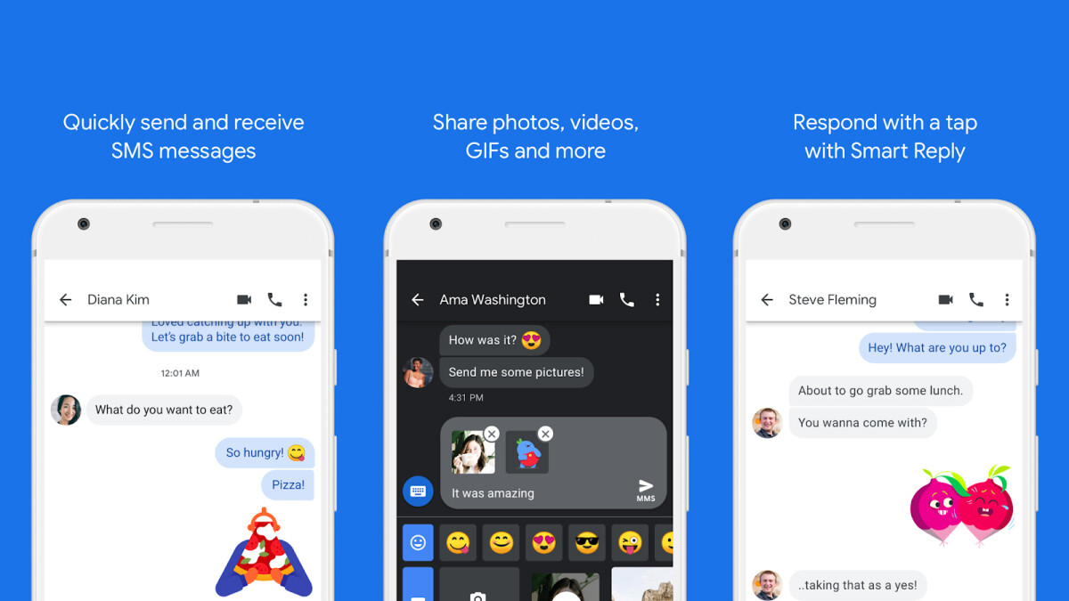 Android Messages is getting Google Assistant integration
