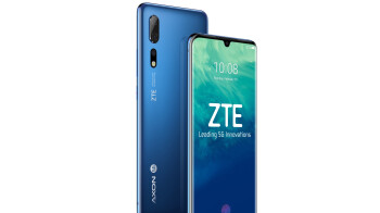ZTE Axon 10 Pro 5G and mid-range Blade V10 make their MWC 2019 debut