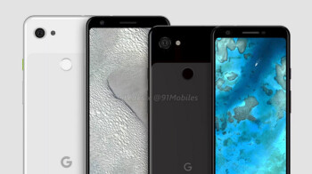 Google's midrange Pixel 3 and XL 'Lite' near release with US carrier LTE bands on board