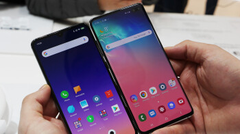Samsung Galaxy S10+ vs Xiaomi Mi 9: A first look at the two flagships