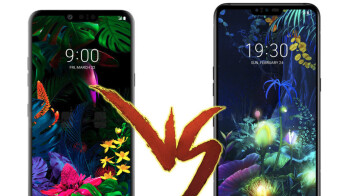 Which new LG phone did you like better? LG V50 vs LG G8