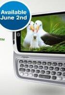 T-Mobile myTouch 3G Slide ready to slide out starting on June 2 for $179.99