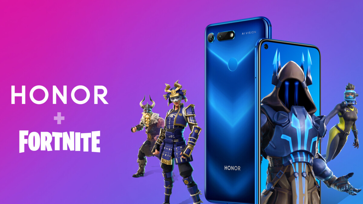 Honor View 20's upcoming massive update is all about gaming