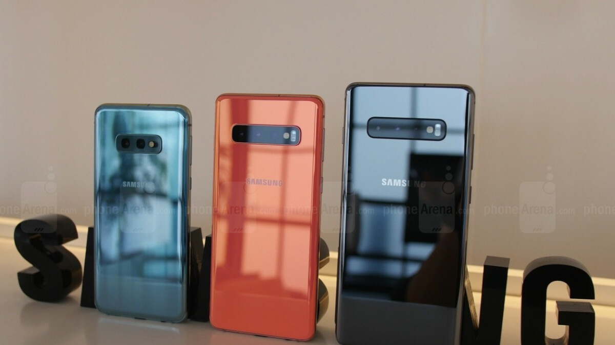 Delayed: Some Samsung Galaxy S10 models will ship later than expected