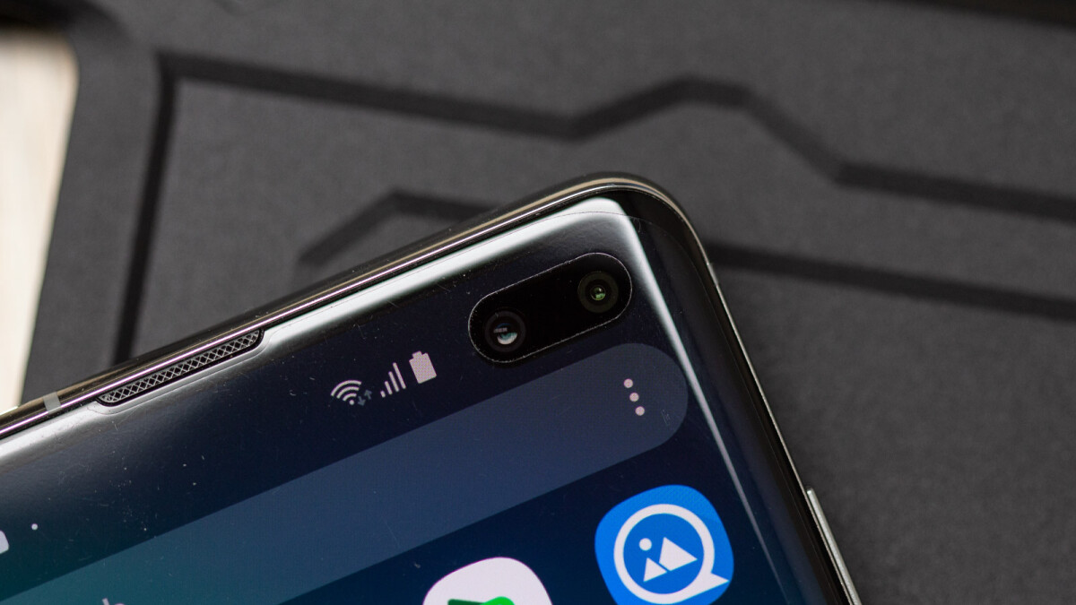 Samsung: the best Galaxy S10 screen protector comes pre-installed, don't mess it up
