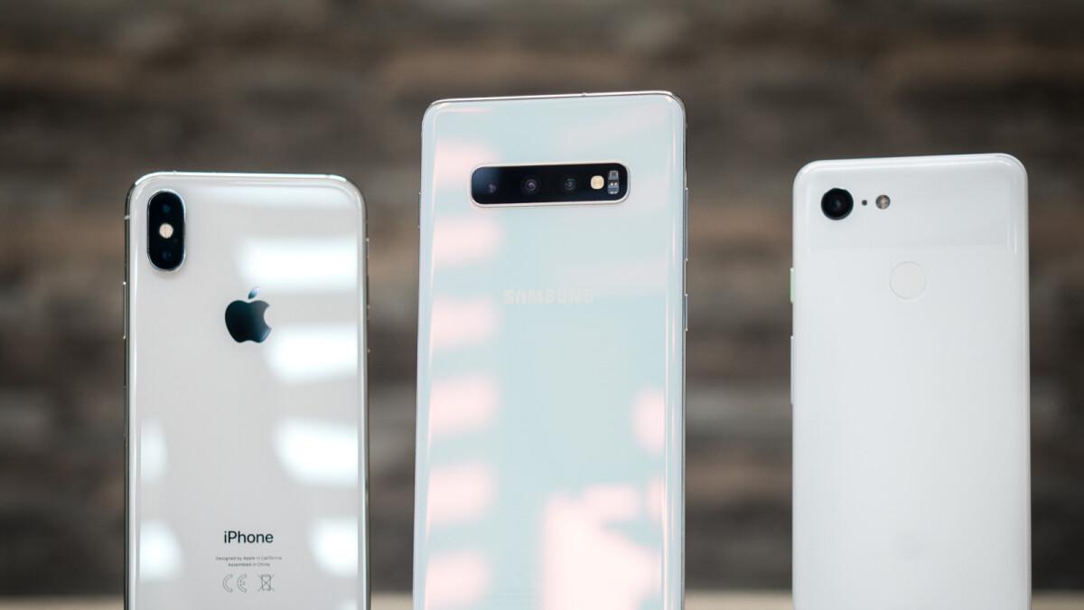 Galaxy S10+ vs Pixel 3 vs iPhone XS: NIGHT camera comparison