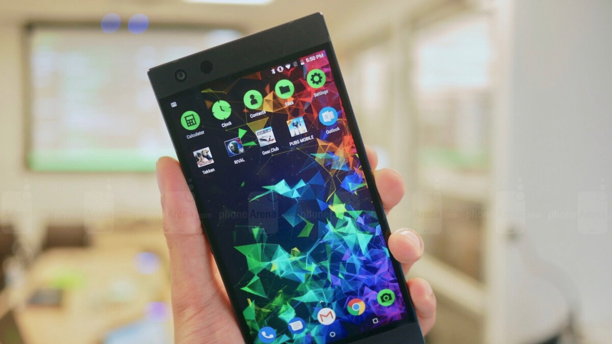 Razer Phone 2 receiving Android 9 Pie update: 4K/60 fps video recording, adaptive battery