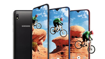 The Galaxy A10 is official as Samsung's latest budget offering