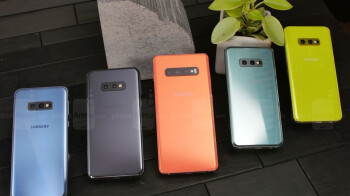 Which Samsung Galaxy S10 color do you like best?