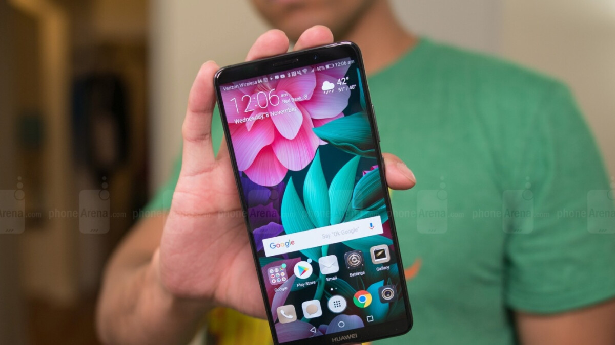 Huawei Mate 10 Pro receives late but welcomed Android Pie