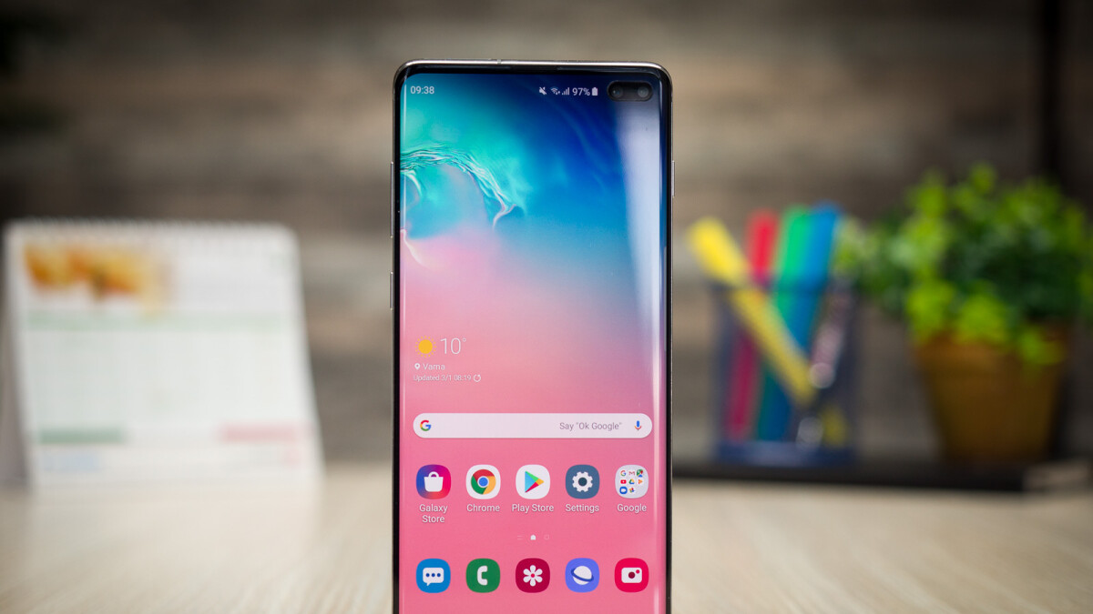 All Samsung Galaxy S10 models get HDR support for Netflix
