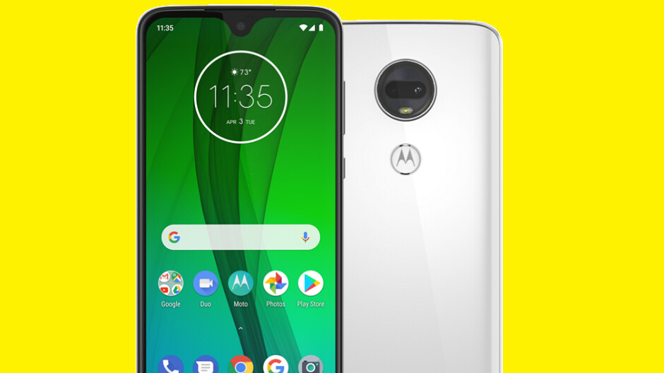 Pre-order the Moto G7 from Google Fi and save $50; pay only $10.38 over 24 months