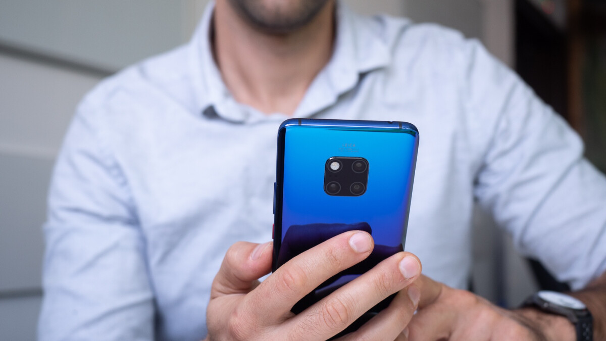 The Huawei Mate 20 Pro is an excellent Galaxy S10 alternative at a cool discount