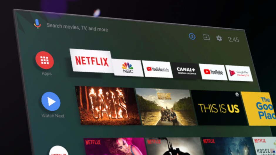 Serious bug forces Google to temporarily disable Android TV feature