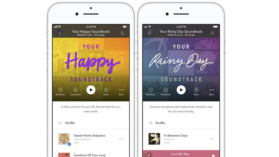 Pandora's new Personalized Soundtrack feature is all about celebrating women