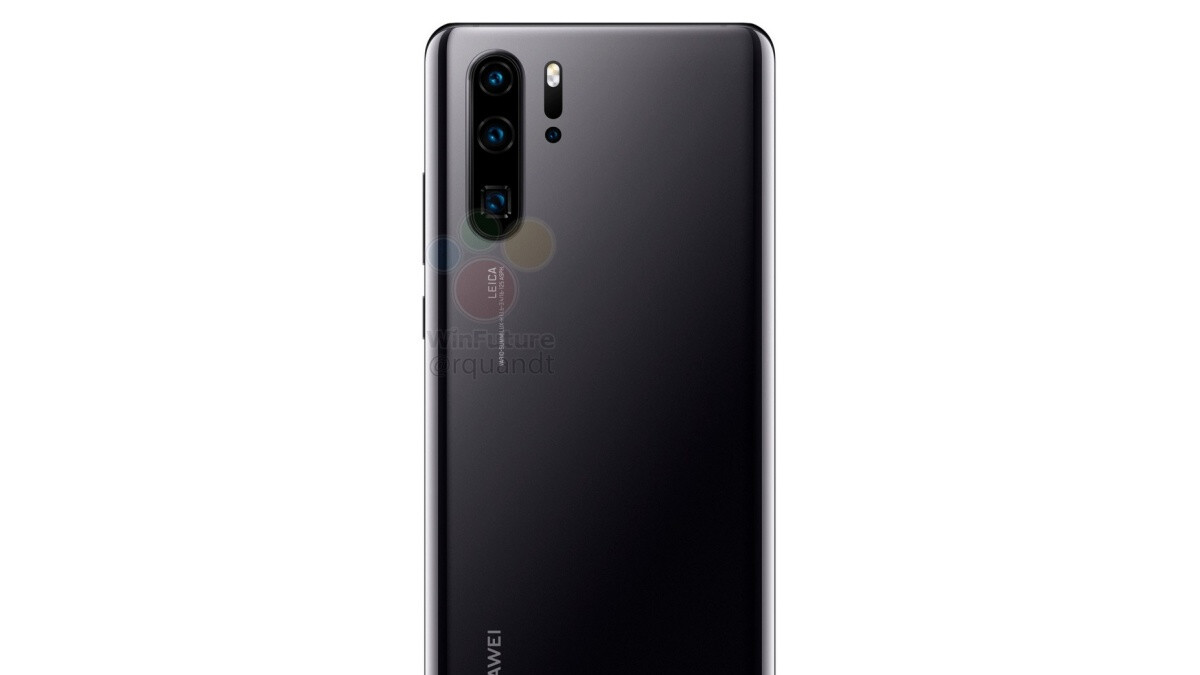 It's official: Huawei P30 Pro will take zoom tech to the next level with a periscope camera
