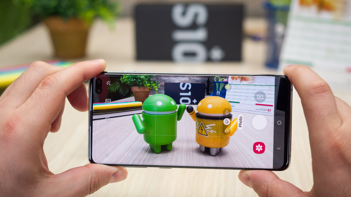 Samsung Galaxy S10 comes with AR Emojis like you've never seen before
