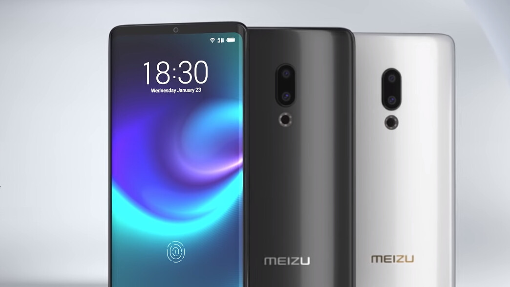 Meizu's sleek holeless phone was never meant for release, company's CEO admits