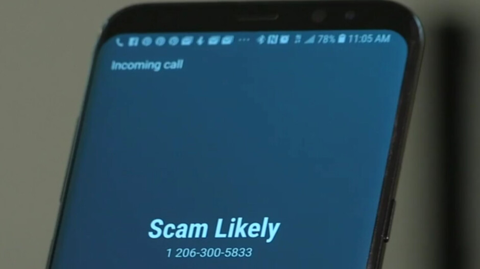 Seven more T-Mobile phones will be able to help protect their owners from getting scammed