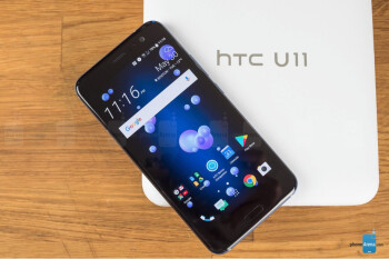 Need a great cheap phone? HTC U11, new and unlocked, drops to an incredible price at eBay
