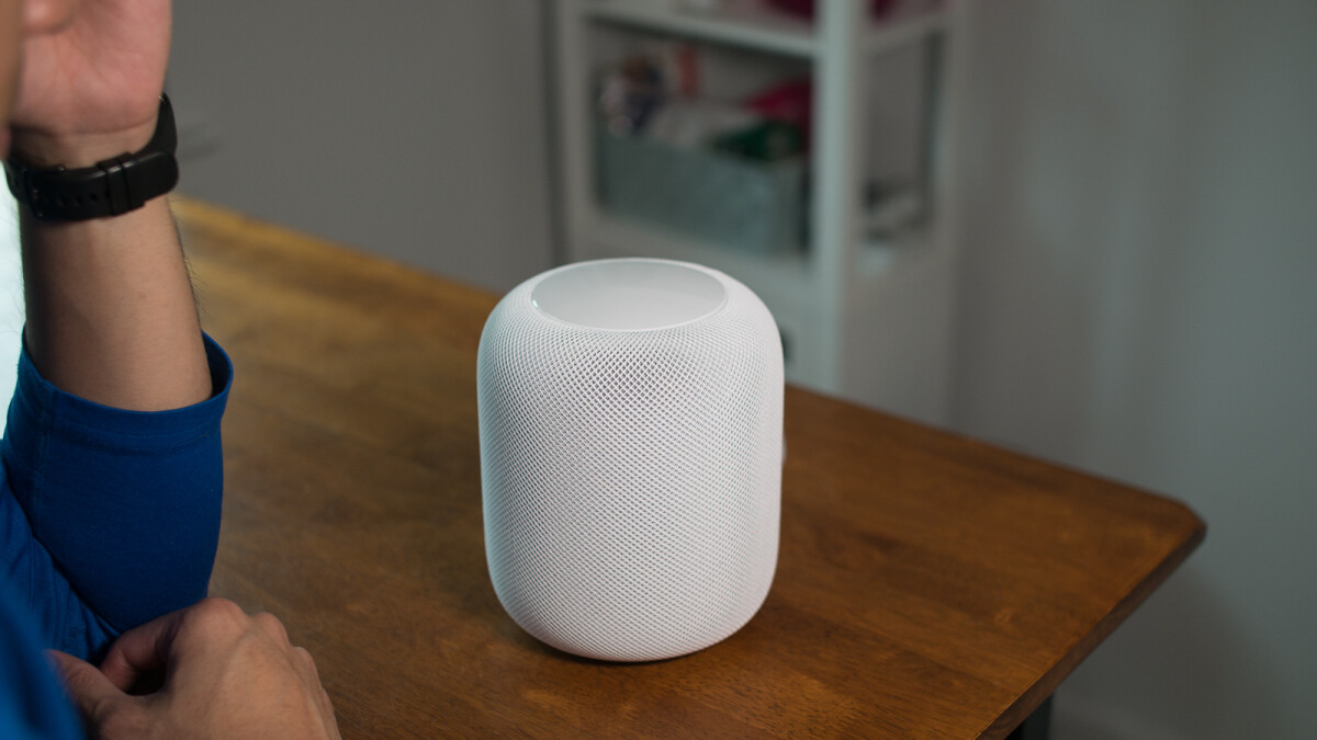 Deal: Grab a brand new Apple HomePod for just $250 ($100 off)