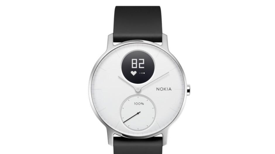 Deal: Nokia Steel HR hybrid smartwatch is 30% off at Best Buy