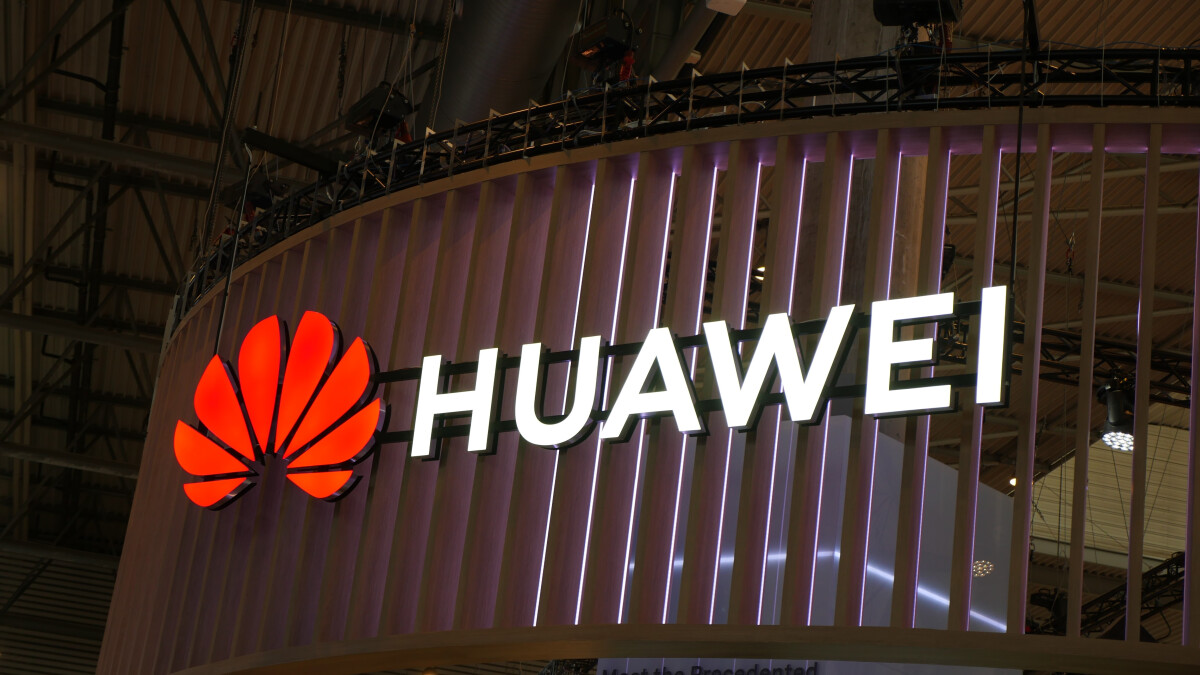 Huawei takes the U.S. government to court over the ban of its equipment