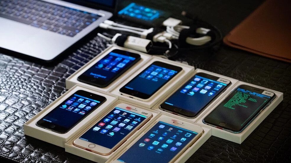 Stolen iPhone prototypes used for hacking into Apple's vaunted security, even by law enforcement
