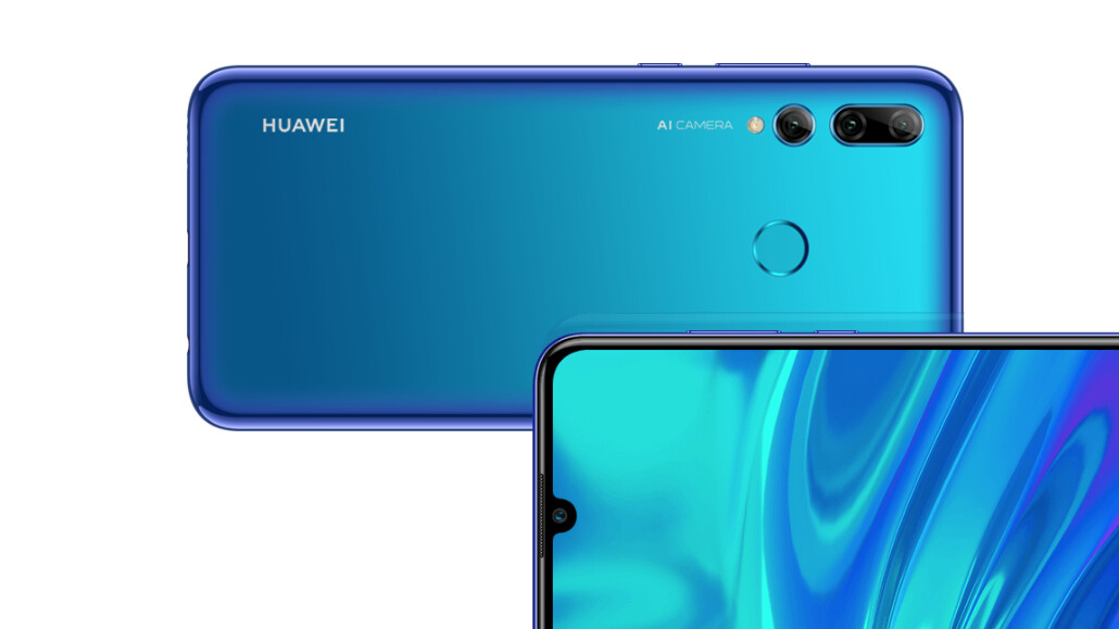 Huawei P Smart+ is here: midranger with a tiny notch and three cameras